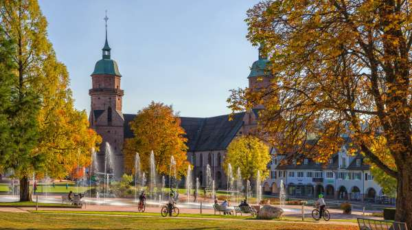 © Freudenstadt Tourism Picture Heike Traube Tonbach Activities Excursion Freudenstadt City-Church