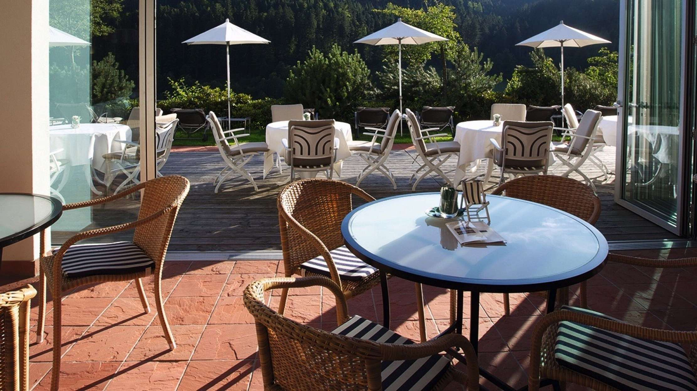 Traube Tonbach Wellness Poolbistro