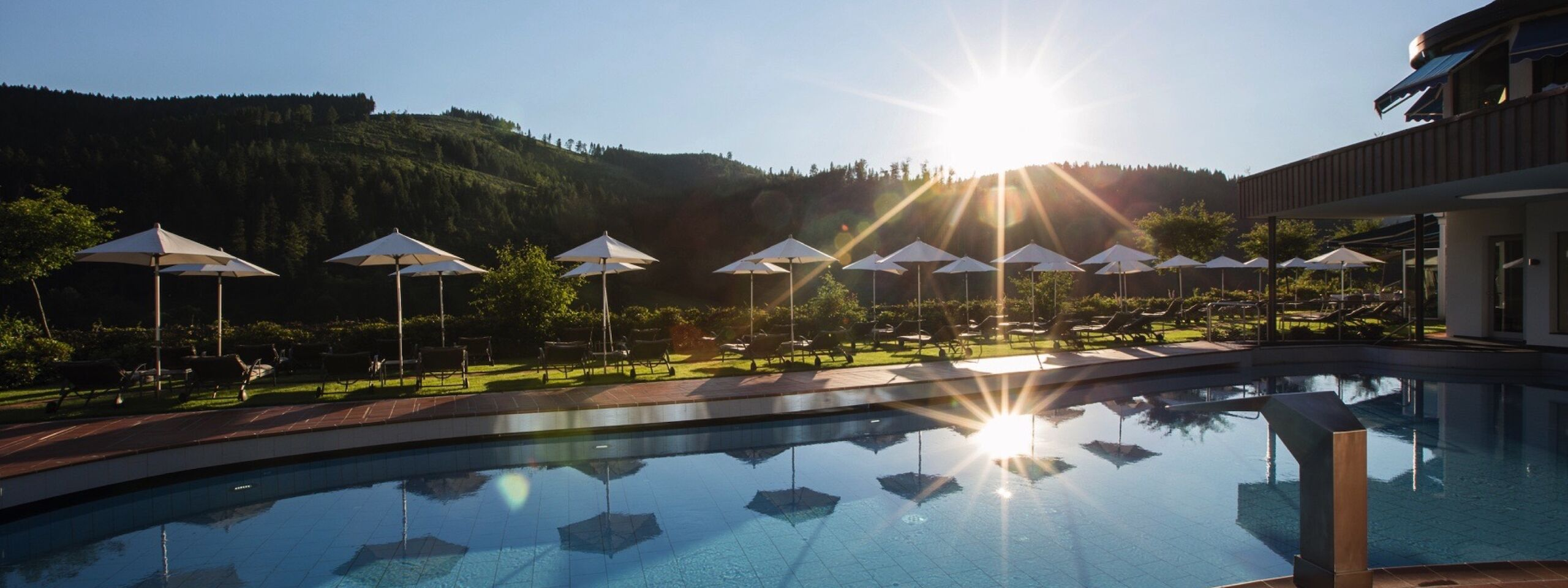 Traube Tonbach Wellness Pool 5