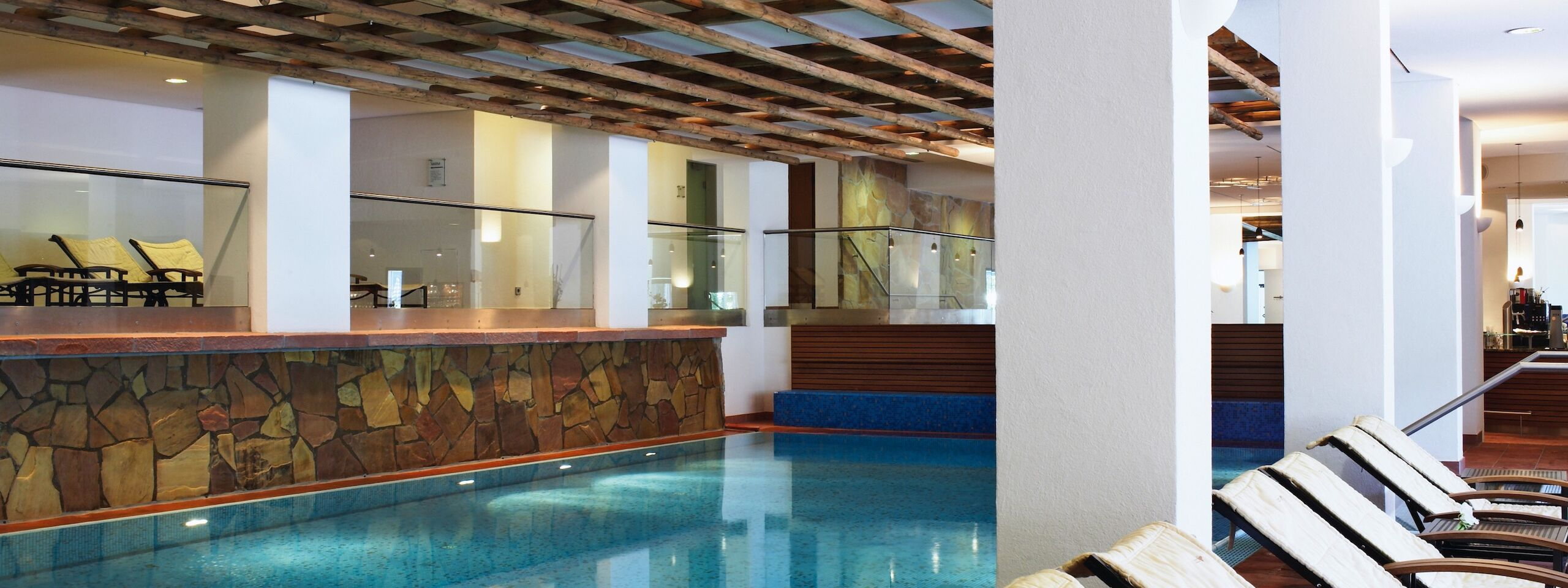 Traube Tonbach Wellness Swimming Pool 6