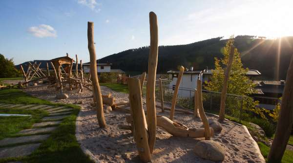 Traube Tonbach Family Children Playground 1