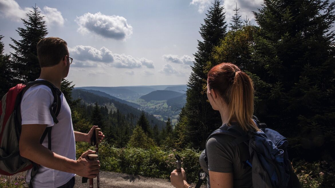 Traube Tonbach Hiking 1