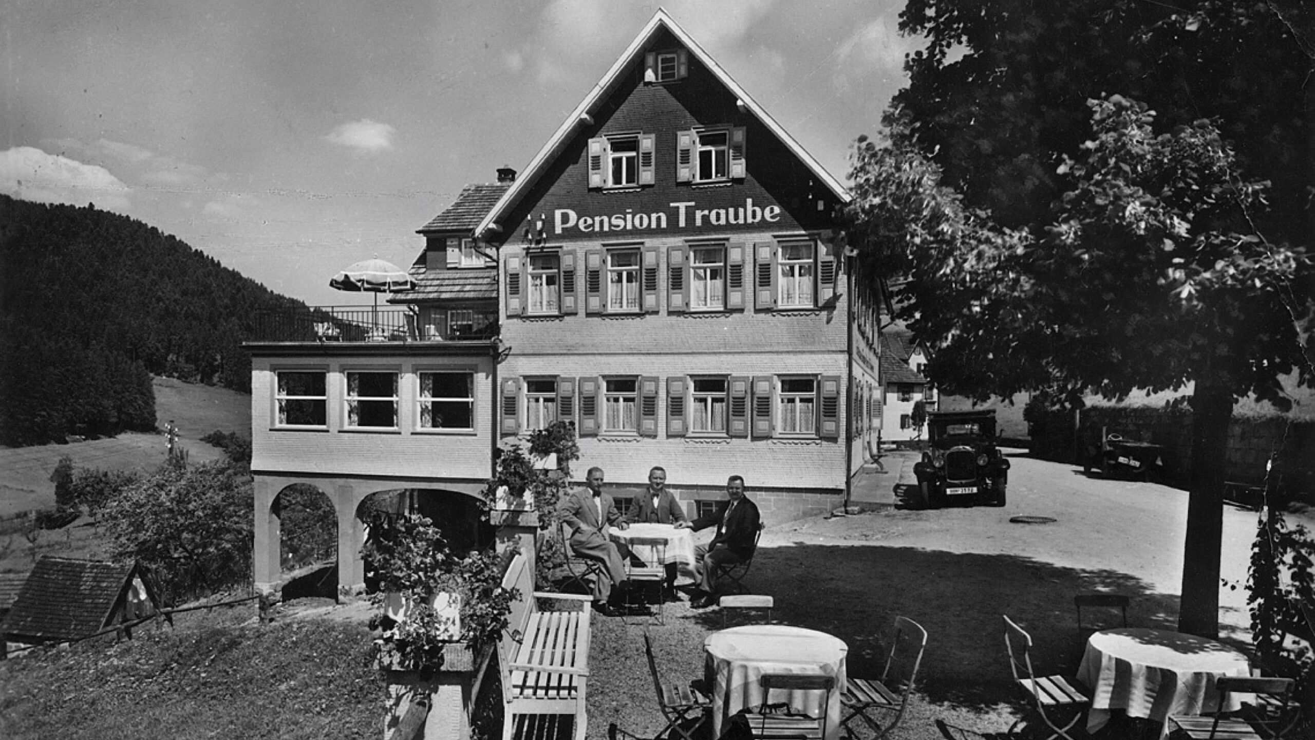 Traube Tonbach History Guesthouse Pension