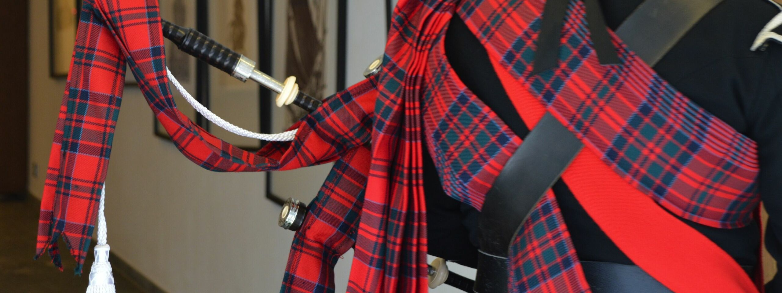 Traube Tonbach Offer Promotion Scottish Days Bagpipe