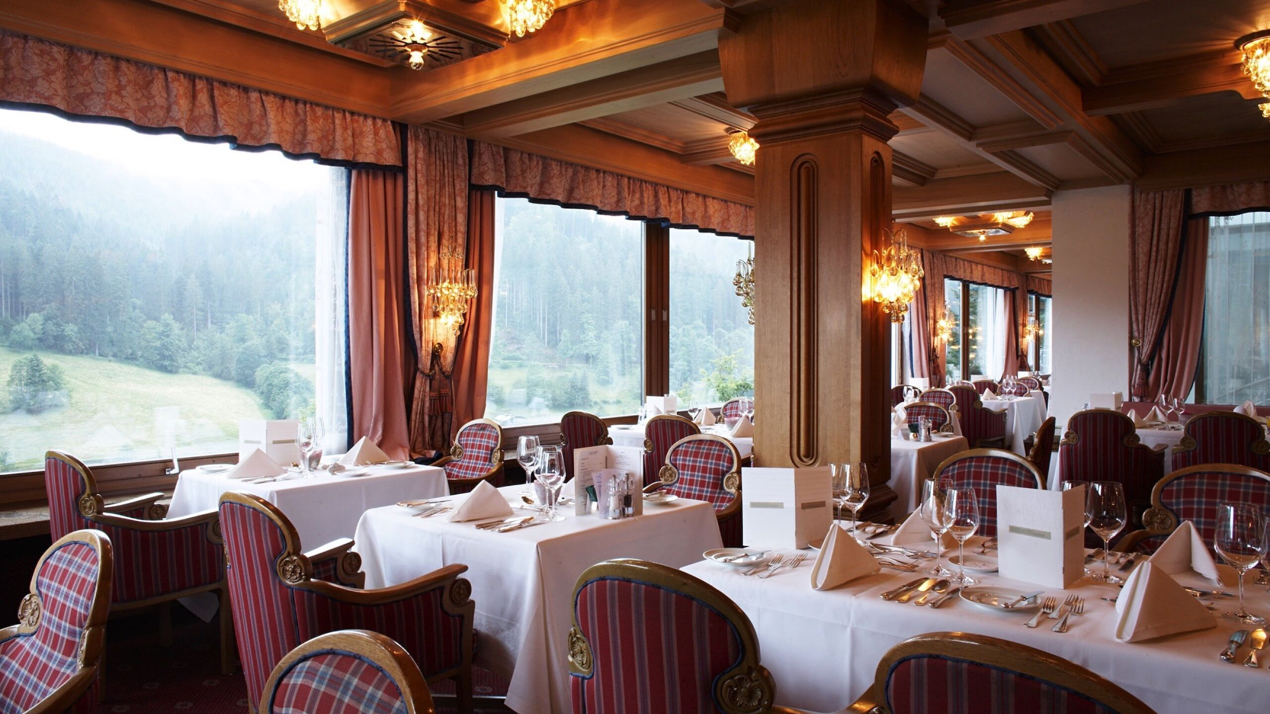 Traube Tonbach Guest Chef in Restaurant Silberberg 1