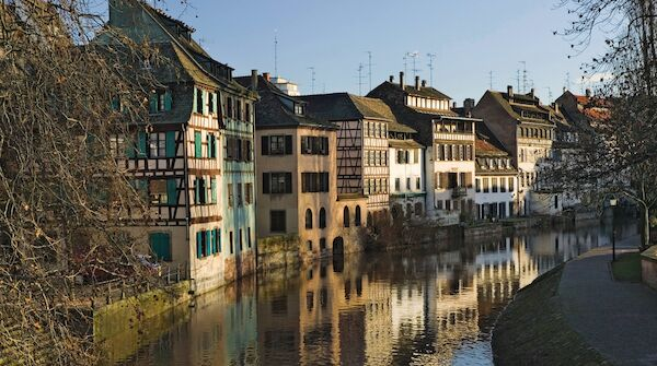 Traube Tonbach Excursion Strasbourg